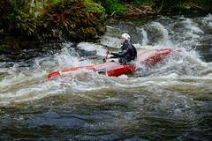 DSCF8298 (Lumire du soir) Tags: competition canoe correze kayack treignac