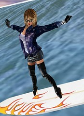 35 (SoakinJo) Tags: thighboots balletheels wetlook wetclothes imvu wetdenim surfinginheels