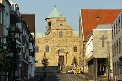 Hildesheim and Alfeld, Germany, June 2016