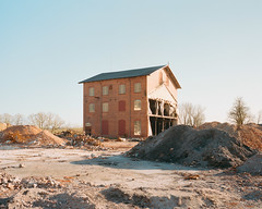 Svedala, Skne (magastrom) Tags: mamiya film analog mediumformat landscape skne sweden epson 6x7 mamiya7 kodakportra400 v700 mamiya7ii svedala vuescan