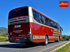 Santa Maria Fretamento e Turismo - Marcopolo Viaggio G7 1050 (busManaCo) Tags: santamariafretamentoeturismo viaggio g7 1050 marcopolo busmanaco nikond3100