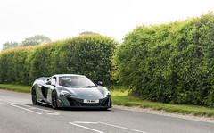 79 MAC (Alexbabington) Tags: cars car grey mclaren supercar supercars carbonfibre 675 675lt chicanegrey