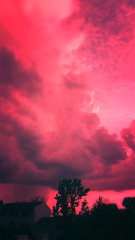 HipstaPrint (Jamie Smed) Tags: sunset shadow sky beautiful silhouette geotagged skies shadows geotag app chivas zama 2016 mobileography iphonephoto iphoneography hipstamatic iphone5s jamiesmed