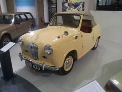 1952 Austin A30 convertible prototype (quicksilver coaches) Tags: austin convertible prototype a30 gaydon rob430 britishmotormuseum