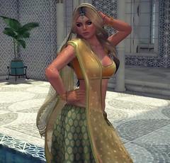 Bollywood Days (SunTvilling) Tags: scarlet creative zaara luxeboxsl