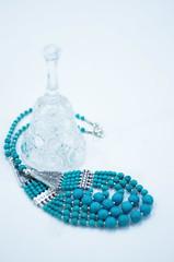 Feroza oriental necklace (fjmian) Tags: oriental jewelry productphotography peshawar pakistan turkamand