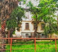 The Historical Garden (umitremziergun) Tags: house pool garden ancient ev historical bahe antik havuz tarihi