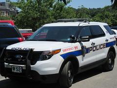 Tarrytown Police, Tarrytown, New York (Miles Glenn) Tags: ford car police suv tpd rmp terrytownny