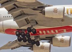 AIRBUS A380-800 (A6-EDE) EMIRATES | DUBAI | DXB-OMDB (Ediney Ribeiro) Tags: dubai emirates airbus a380 dxb