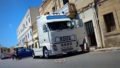 Volvo FH12 [ZIS 400] (Daniel's Transport Photos) Tags: truck volvo italia malta 500 zisa fh12