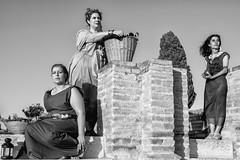 Estatuas (Cristbal M) Tags: roma sevilla itlica photoquivir