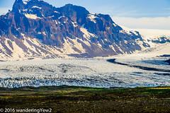Iceland Day 7: Skaftafellsjkull Glacier #2 (wanderingYew2 (thanks for 3M+ views!)) Tags: iceland nationalpark glacier vatnajkull skaftafellsjkull vatnajkullglacier skaftafellsjkullglacier vatnajkulsjgarur vatnajkullnationalpark fujixpro2