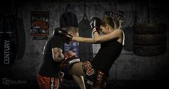 Muay Thai training (dave12skulls) Tags: daverichard daverichardphotography mma taylormcclatchie muaythai