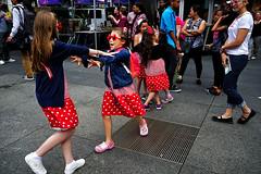 dancing on Canada Day (Jude Marion) Tags: toronto ontario canada dancer dundassquare canadaday2016