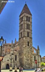 Valladolid 20160520 Catedral gtica (ferlomu) Tags: torre iglesia valladolid gotico ferlomu