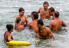 Lifeguard Training (michaelbbateman) Tags: california us unitedstates santamonica lifeguard lifeguards losangelescounty