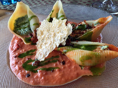 Dinner at the Sonora Room (jenniedo) Tags: oliver okanagan burrowingowl