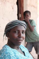 F6230 ~ Teresa (Teresa Teixeira) Tags: bissau mundoasorrir teresa africanwoman dentist improviseddentaloffice teresateixeira