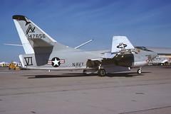 KA-3B 147656 of VAQ-308 ND-636 (JimLeslie33) Tags: 147656 a3 ka3 ka3b vaq vaq308 nas alameda miramar skywarrior tanker usn usnr cvwr30 cvwr naval aviation douglas vak308 griffons refuel refueling aerial tacelwarron