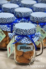 Personalized Cookie Jar (sweetsuccess888) Tags: cookies philippines homemade masonjar partyfavor homemadecookies sweetsuccess