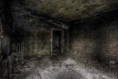 Just decay.... (Strange Artifact) Tags: sony a7r fe 1635 f4 za oss t carl zeiss variotessar urbex urban exploration ue abandoned decay germany kinderheim hilde coppi