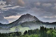 Aprs la pluie... (jpb1969) Tags: mountains colors montagne switzerland suisse couleur arcenciel 2016 lagruyre