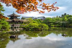-- (undies(Sean Huang)) Tags: trip travel sky cloud plant tree japan river temple kyoto sony    1635mm a5100 okazakinishitennocho fe1635mmf4zaoss ilce5100 fe1635z