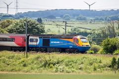 43061.Egmanton - 1D11 (deltic17) Tags: train countryside rail railway express emt nottinghamshire eastcoast 125 hst virgintrains eastcoastmainline paxman highspeedtrain ecml valenta class43 intercity125 eastmidlandstrains hirein virgineastcoast