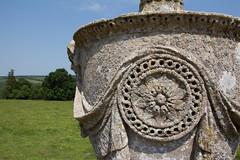 Ornament (KevPBur) Tags: field grass garden carved stonework rollinghills basildonpark canon650d canonefs18135mmf3556isstm canonrebelt4i canonkissx6i canon650dcanonkissx6icanonrebelt4i