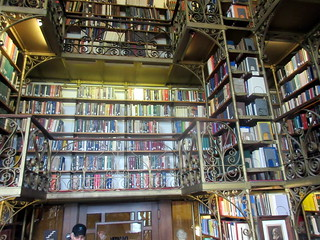 Stacks in Second Tier of Andrew Dickson White Library