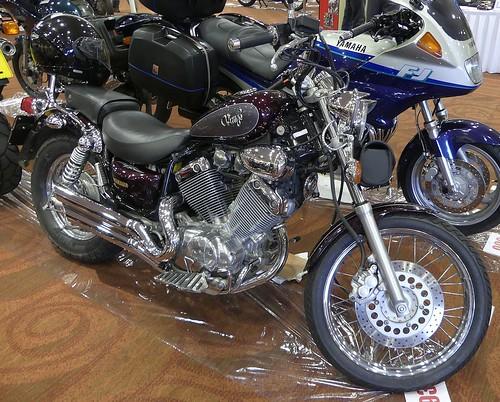 1996 Yamaha Virago 535cc