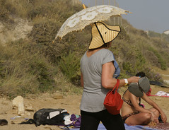 people_Scala_dei_Turchi_5084 (Manohar_Auroville) Tags: girls sea italy white beach beauty seaside rocks perspectives special scala sicily luigi dei agrigento fedele turchi scaladeiturchi manohar