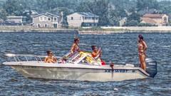 P1030056j (jmctuna) Tags: girls summer newyork beach water lumix pier dock panasonic bikini hdr bluepoint greatsouthbay jmctuna fz200