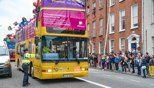 PRIDE PARADE AND FESTIVAL [DUBLIN 2016]-118159