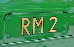 RM2 (PD3.) Tags: 2 bus london buses museum vintage coach transport surrey trust routemaster preserved slt 57 preservation psv pcv brooklands rm 2016 aec rm2 lbpt slt57 cobhaml