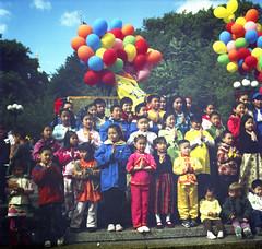 falun dafa (branko_) Tags: park nyc square union gong falun dafa