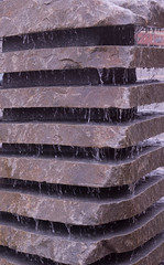 Wet Rocks (marcn) Tags: nh nashua statue pano photowalk newhampshire unitedstates us