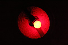 Red Light (caio.filippine) Tags: light red luz vermelha lmpada