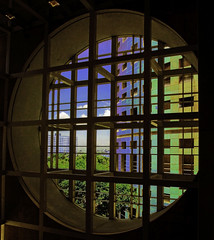 Florida Museum of Photographic Art (al-ien) Tags: architecture colorful arty tampaflorida floridamuseumofphotographicart