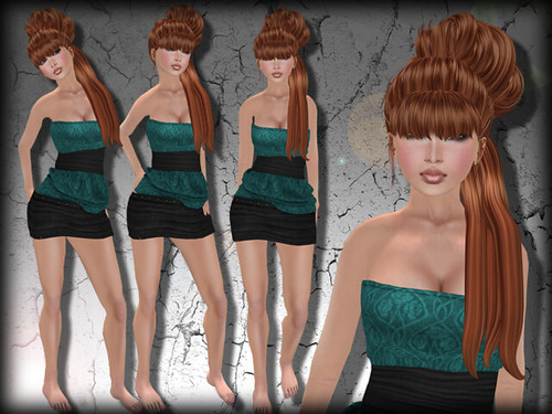 Tameless Hair Eileen