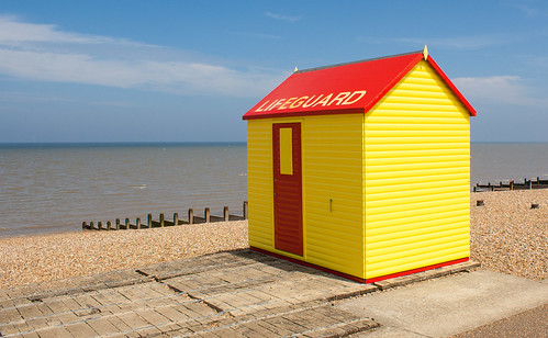 Beach Hut Whitstable