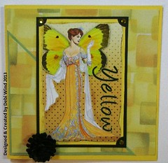 Debi ~ Simply Yellow Greeting Card (moonlightjourney) Tags: moonlightjourney designteam art atc aceo gothicarch greetingcard tag jewelry hangtag gift postcard gothic goth halloween christmas easter stpatricksday irish steampunk pendant bracelet cat dog mixedmedia alteredart vintage surreal butterfly crow man woman victorian edwardian microscope slide pin box banner ring bookmark bookcover journal pennant faerie fairy cupcake angel flower witch warlock wicca recipecard