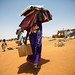 New displaced people from East Darfur