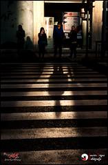 Dos soles - p365jvr - 22 de mayo de 2013. 142/365 (Javier Vegas (Alias El Vegas)) Tags: vegas luz contraluz atardecer 22 nikon shadows perfil 05 streetphotography sombra paso mayo caras 142 reflejos palencia peatones d90 2013 p365jvr