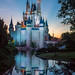 Cinderella Castle Sunrise