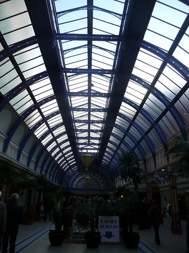 Blackpool - Winter gardens 2