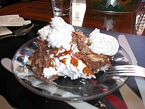 Chocolate Peanut Butter Pie At Nancy