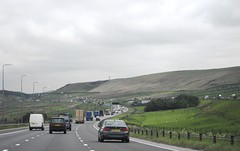 M62 Motorway, the Pennine Section (Lady Wulfrun) Tags: road manchester traffic motorway yorkshire leeds engineering lancashire roads pennines huddersfield pennineway windyhill civilengineering saddleworthmoor m62motorway penninesection