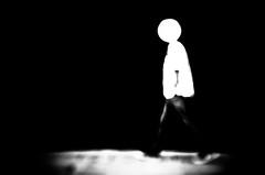 Days had a darkness (Brendan  S) Tags: red blackandwhite blur color colour art love feet dark walking hope blurry legs bokeh cork faith release blurred photographic minimal depression trust purpose cure blurs punctuation heal darkdays forgive defocus newart brendanoshea corkireland steppingout bokey