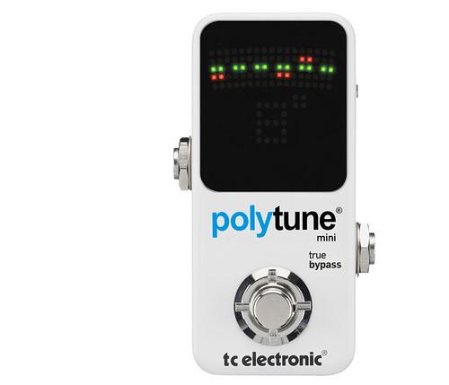 TC Electronic Mini Poly Tuner